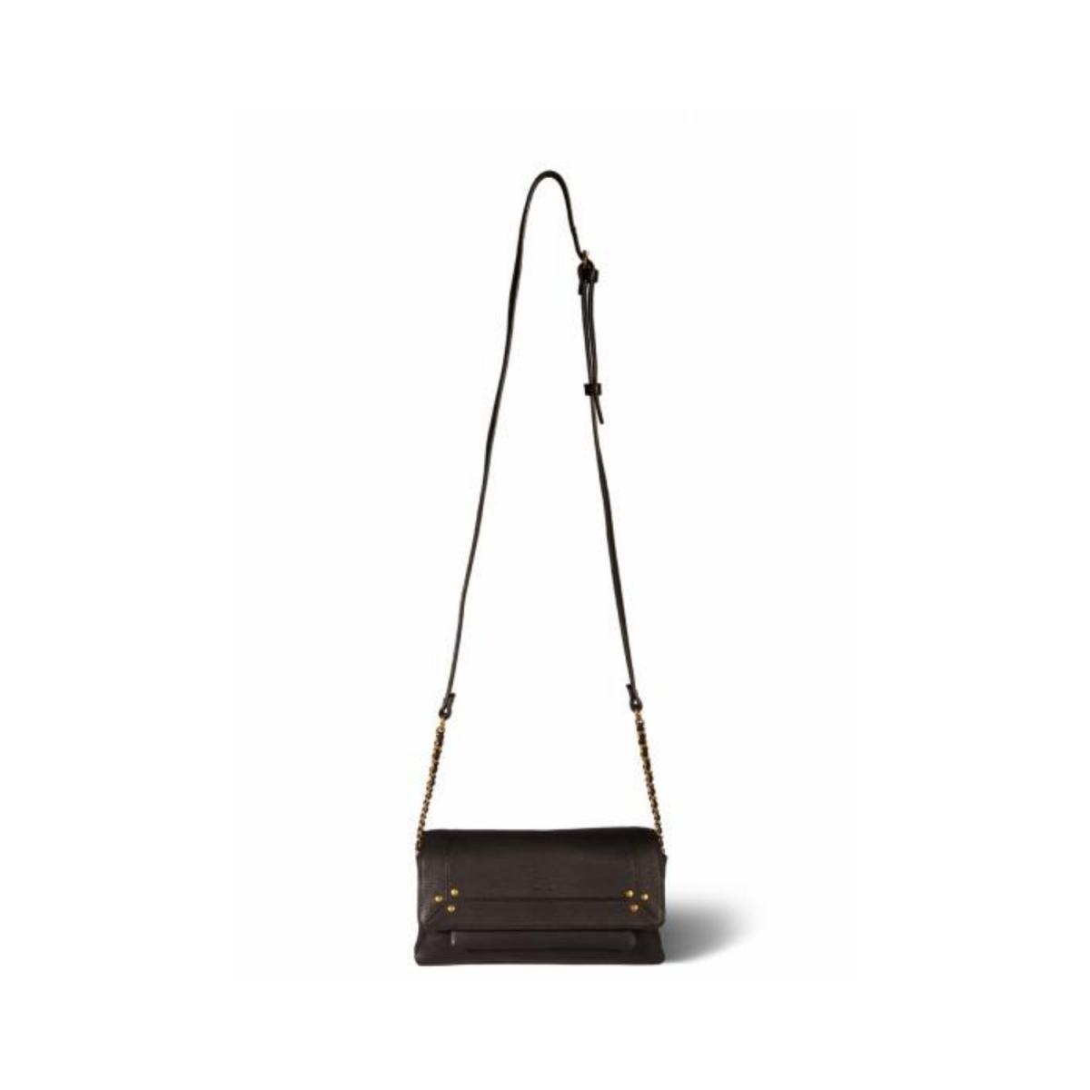 Charly S - noir brass - med strop