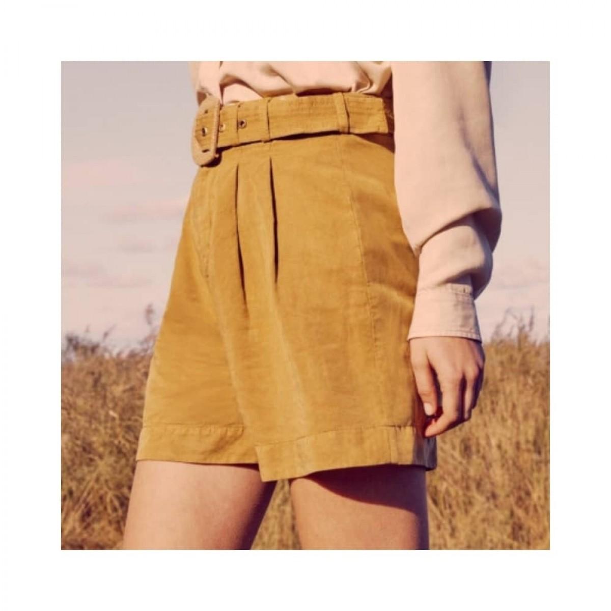 saby shorts - bronze mist - fra siden