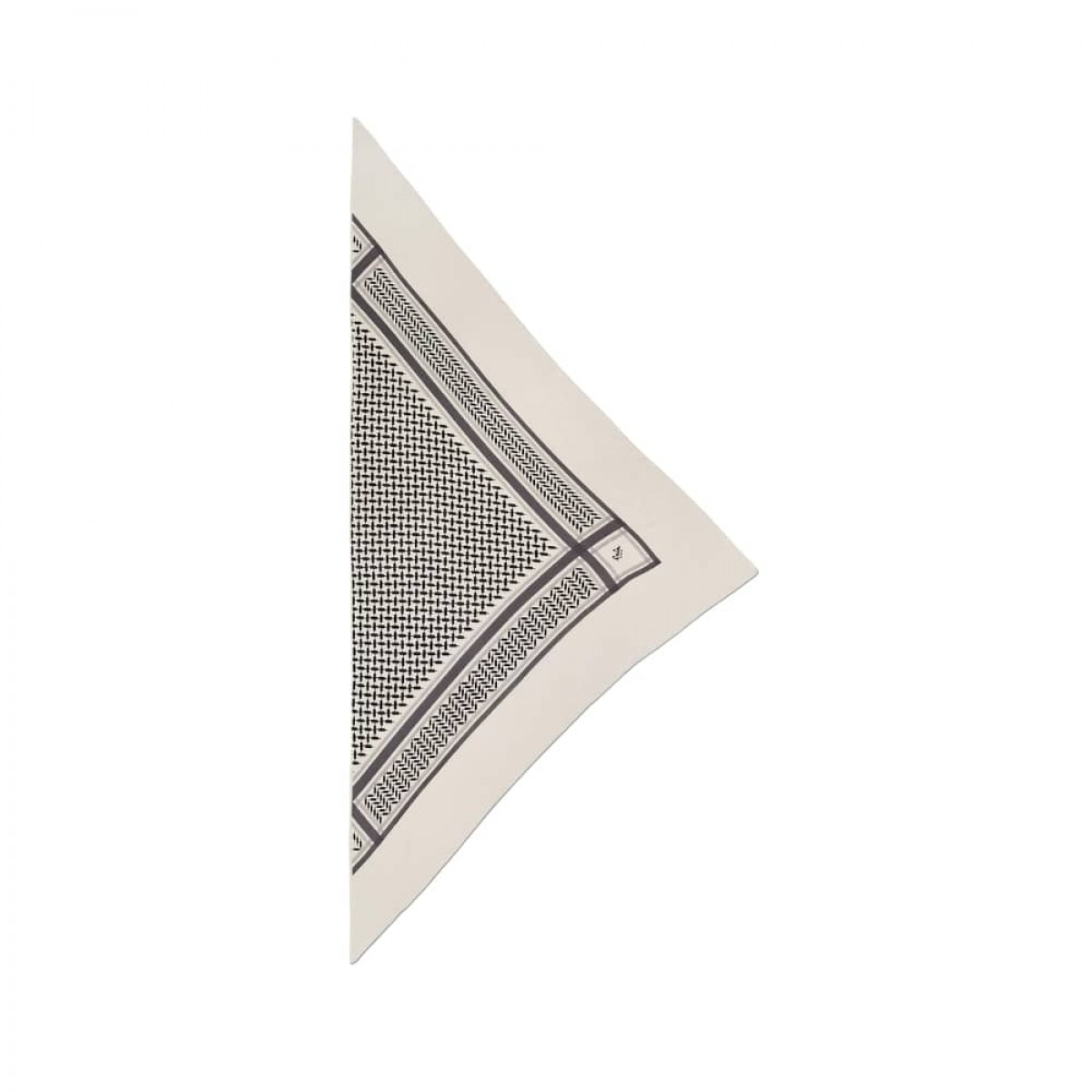triangle trinity classic L - off white - trekant