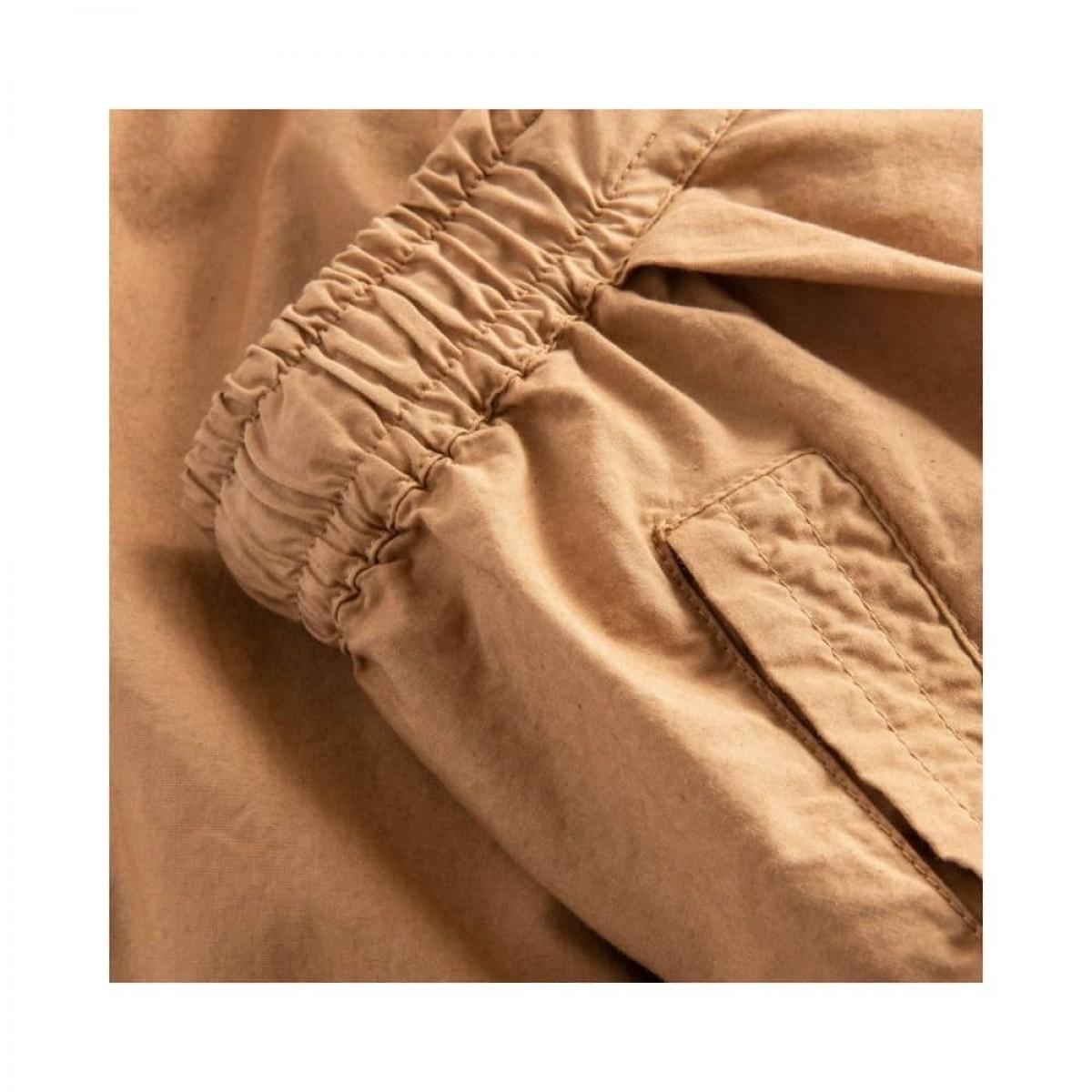 peony shorts - light brown - skrålommer