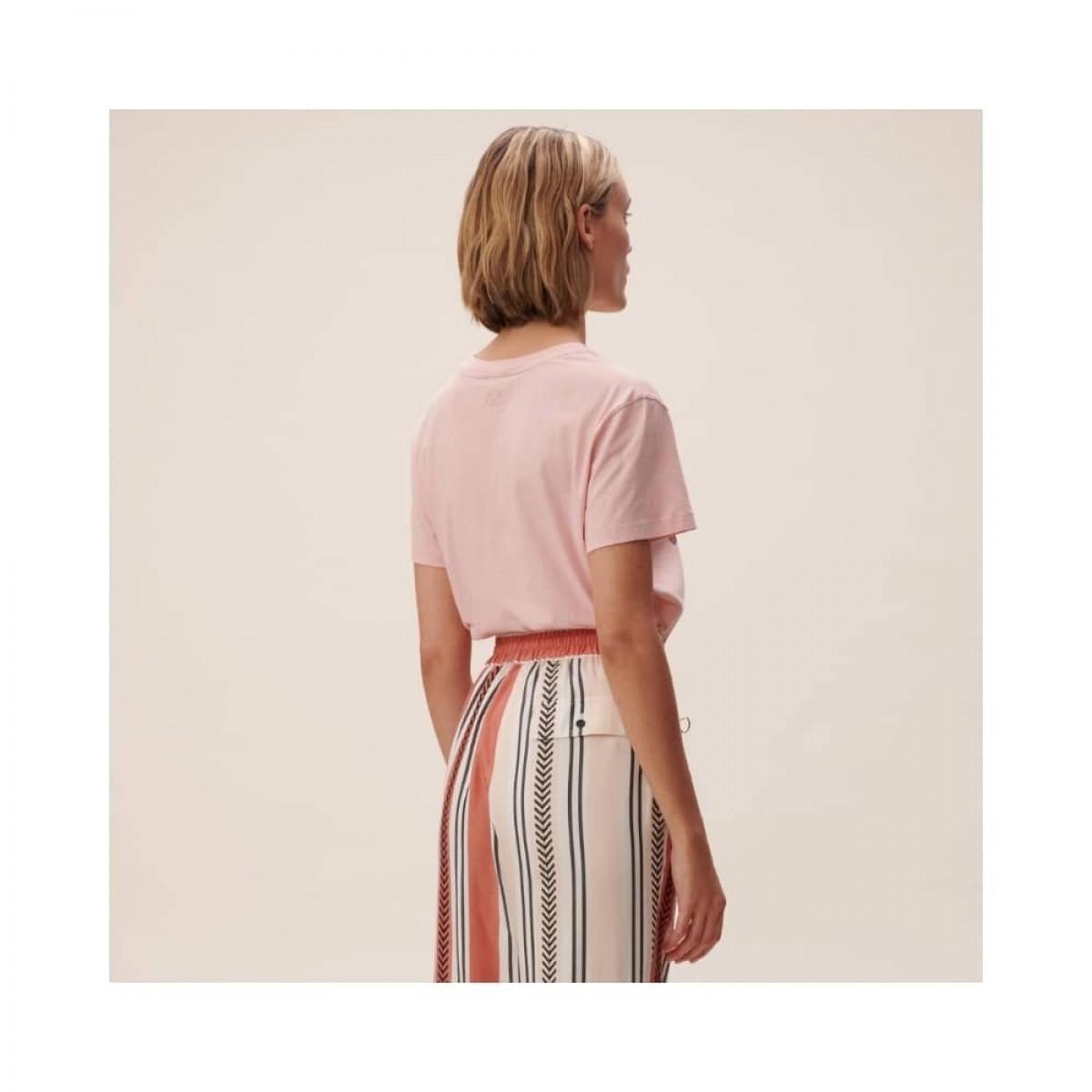 cara t-shirt - pink - model bagfra
