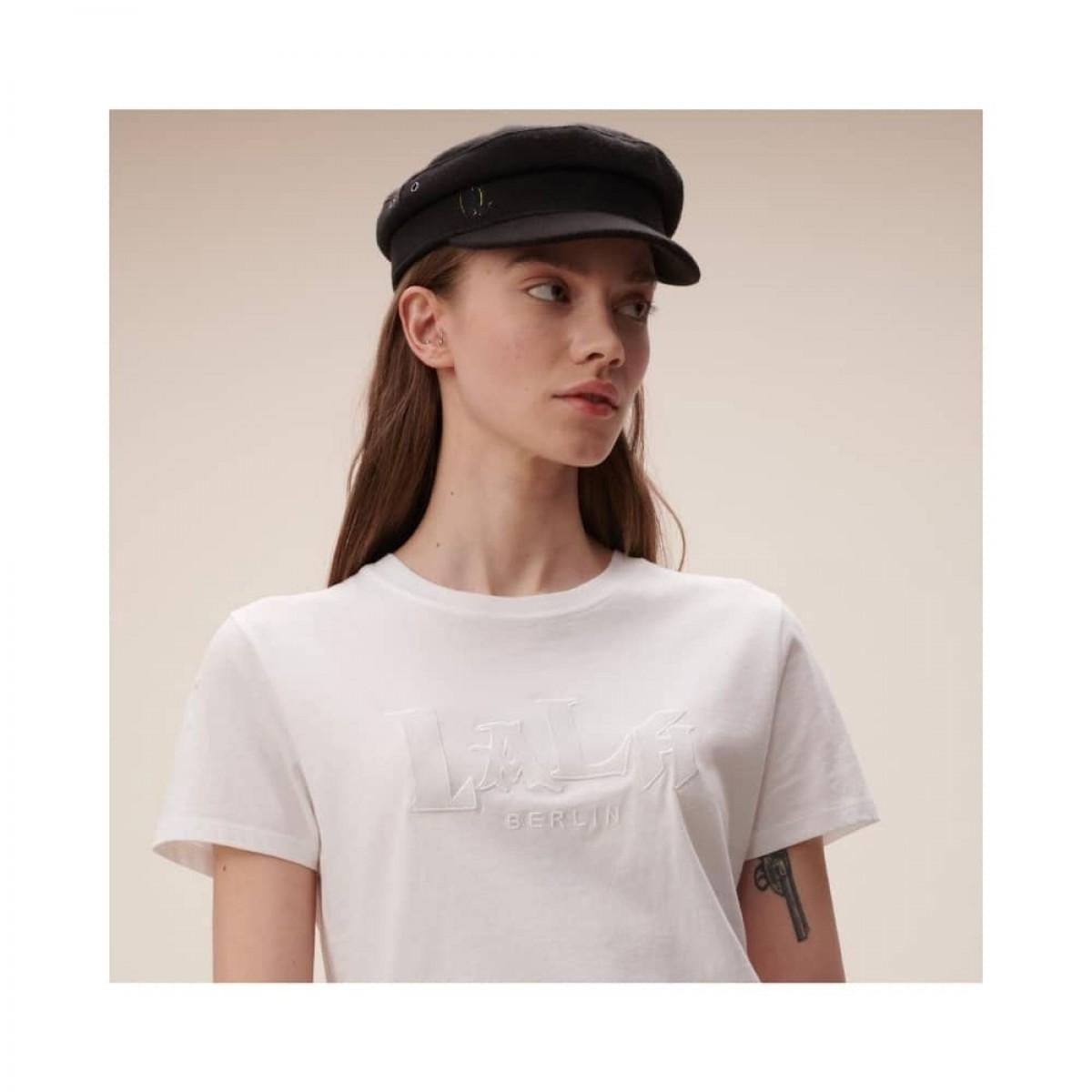 t-shirt reda lala mix - white - model logo