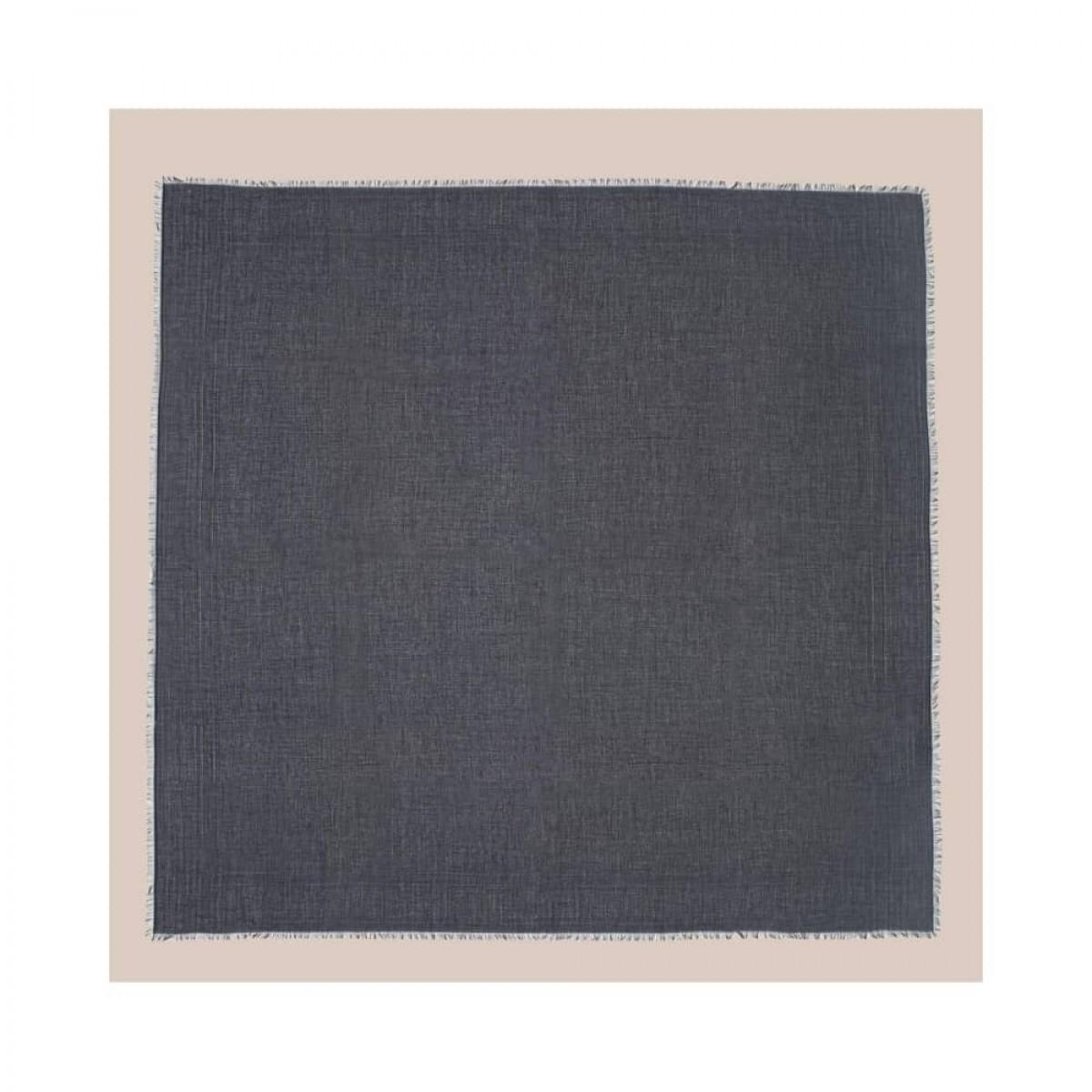 cube amalis tørklæde - black - front