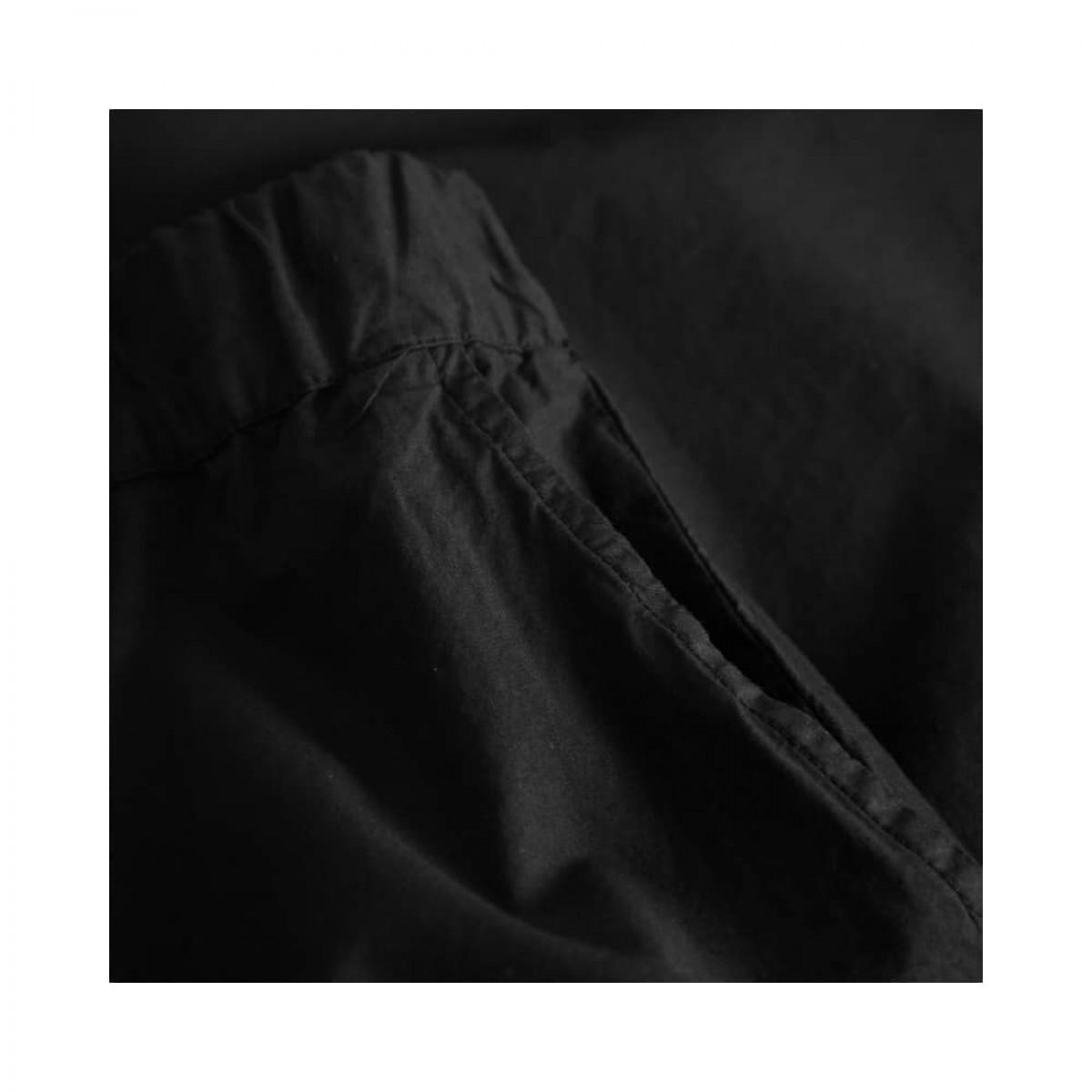 paprika nederdel - black - lomme detalje
