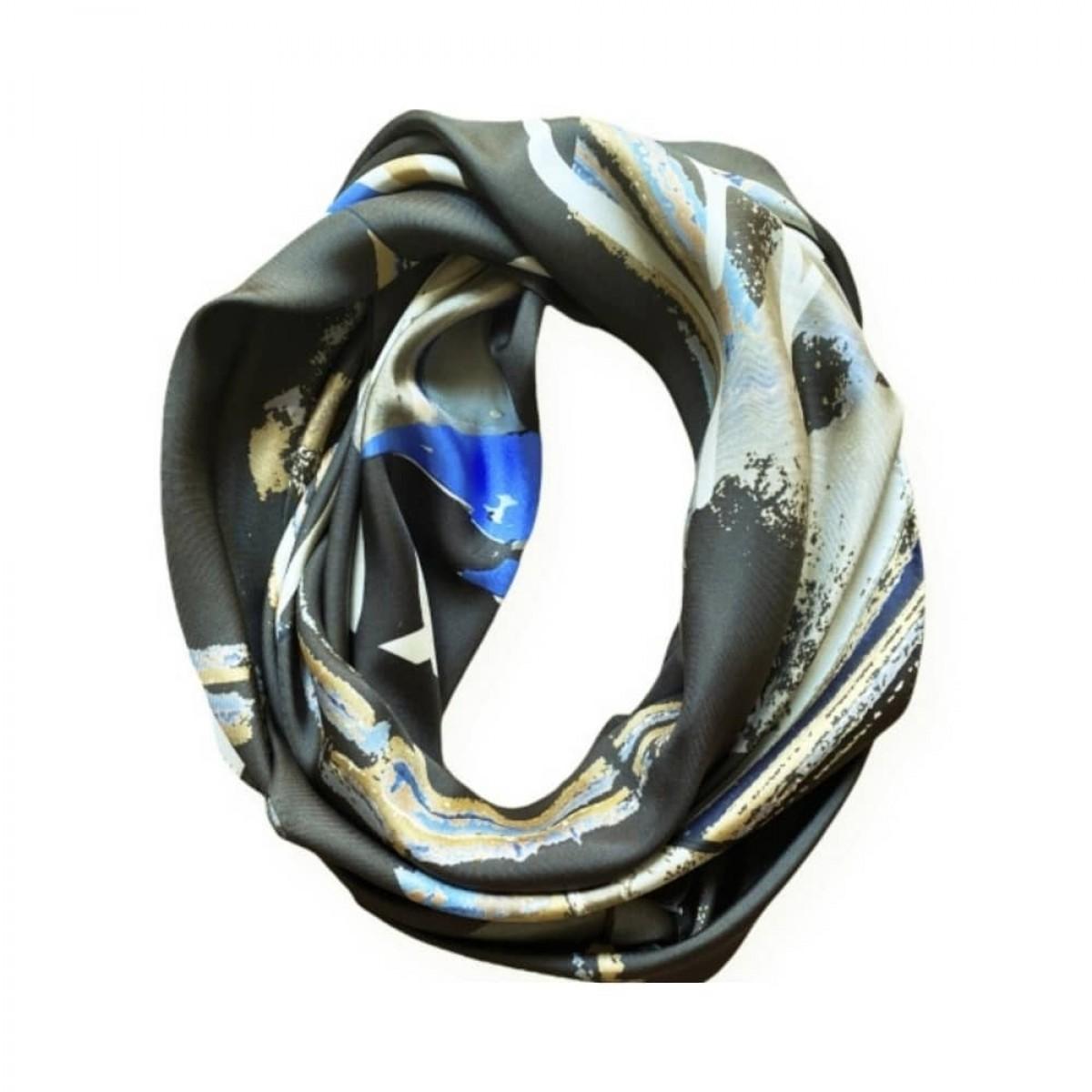 dance silke tørklæde - multicolor - print