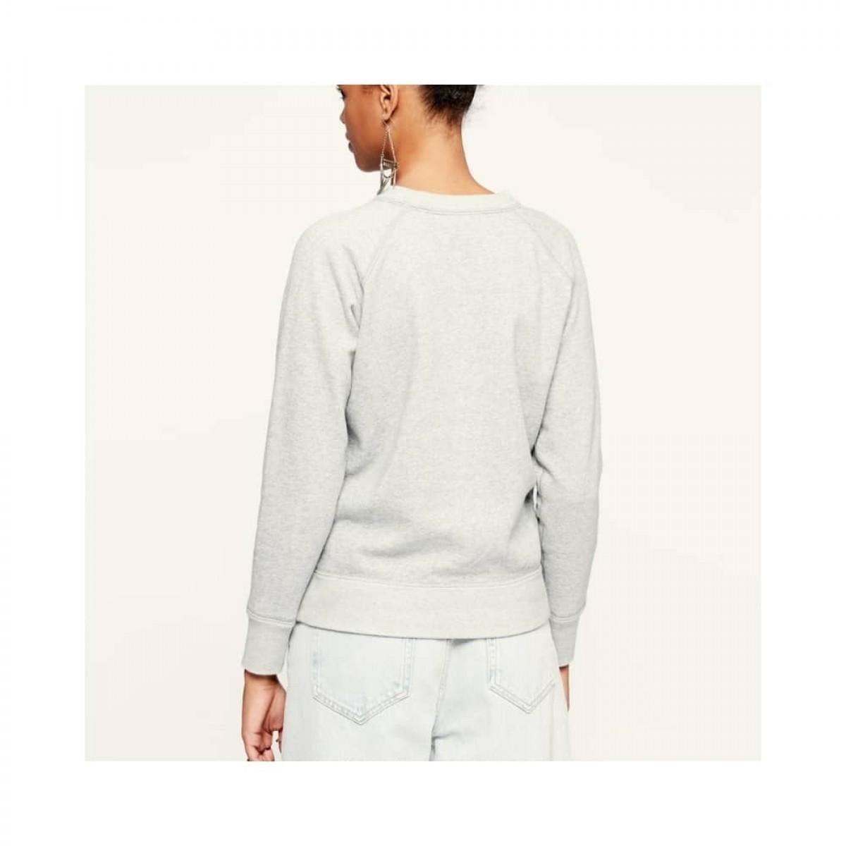 milly sweat - grey - model ryg