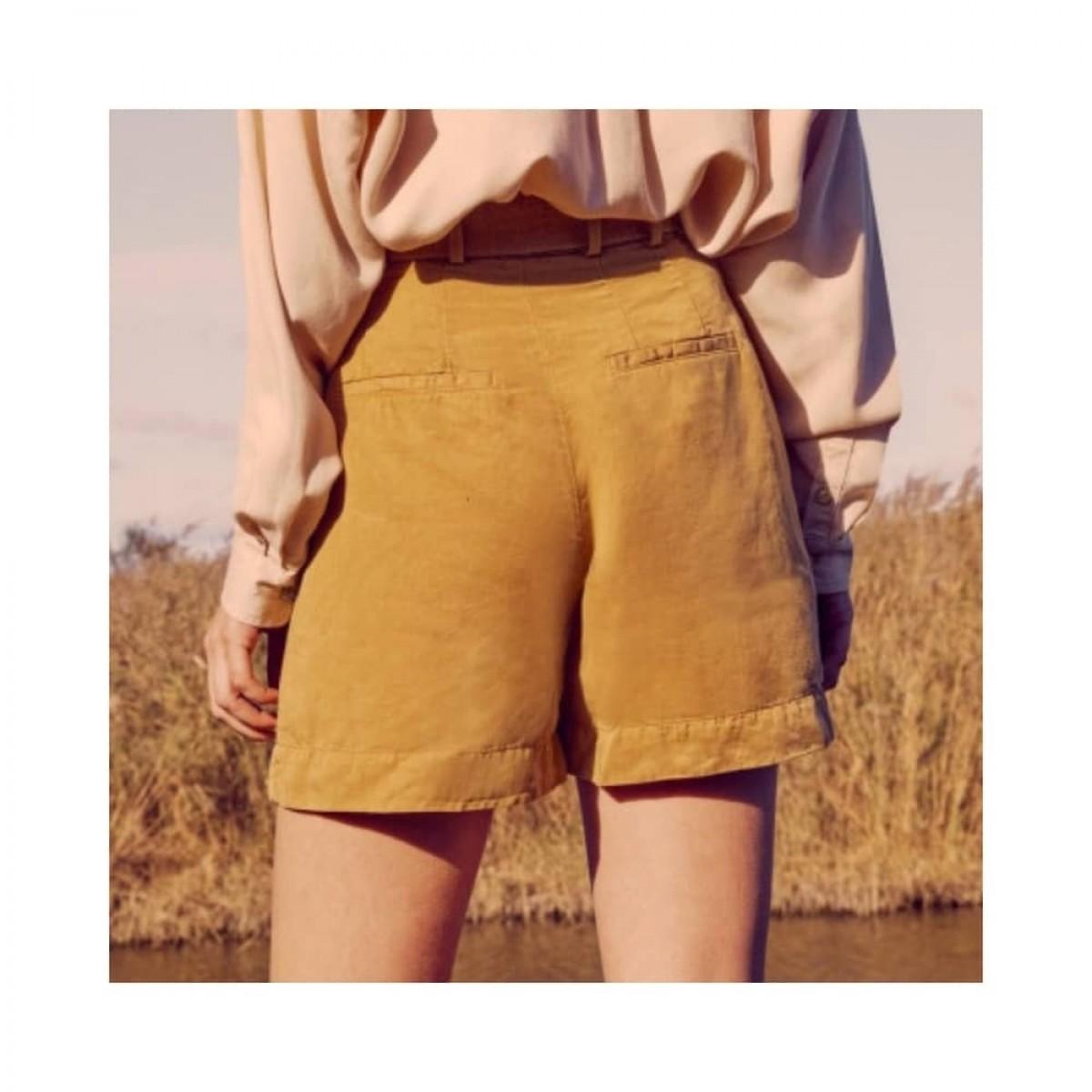 saby shorts - bronze mist - bag