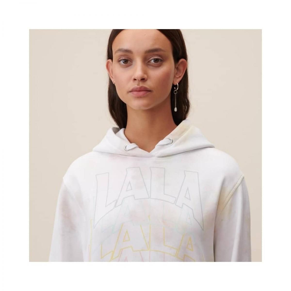 hoodie irmin sweat - pastel multicolor