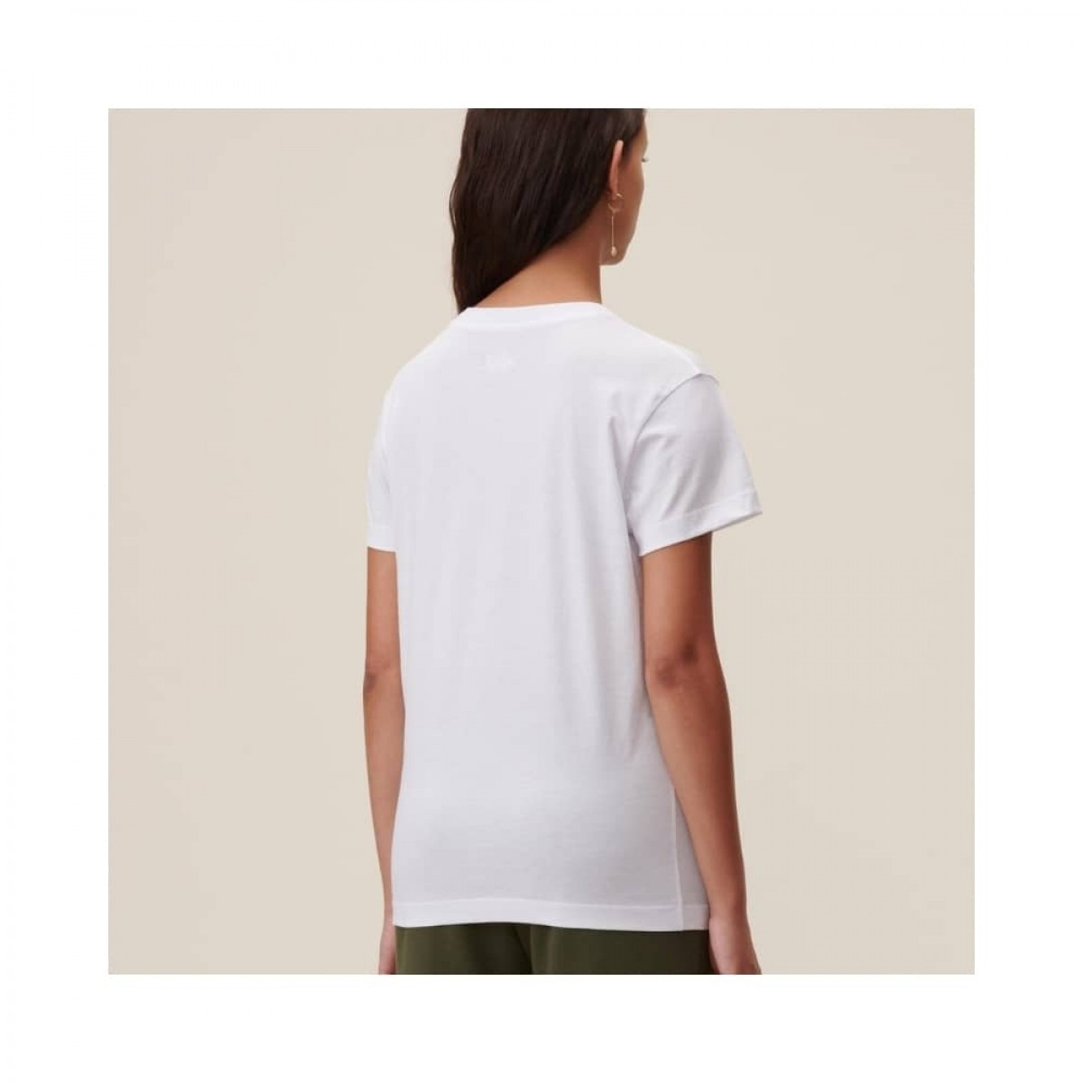 cara aquarelle blue t-shirt - model ryg