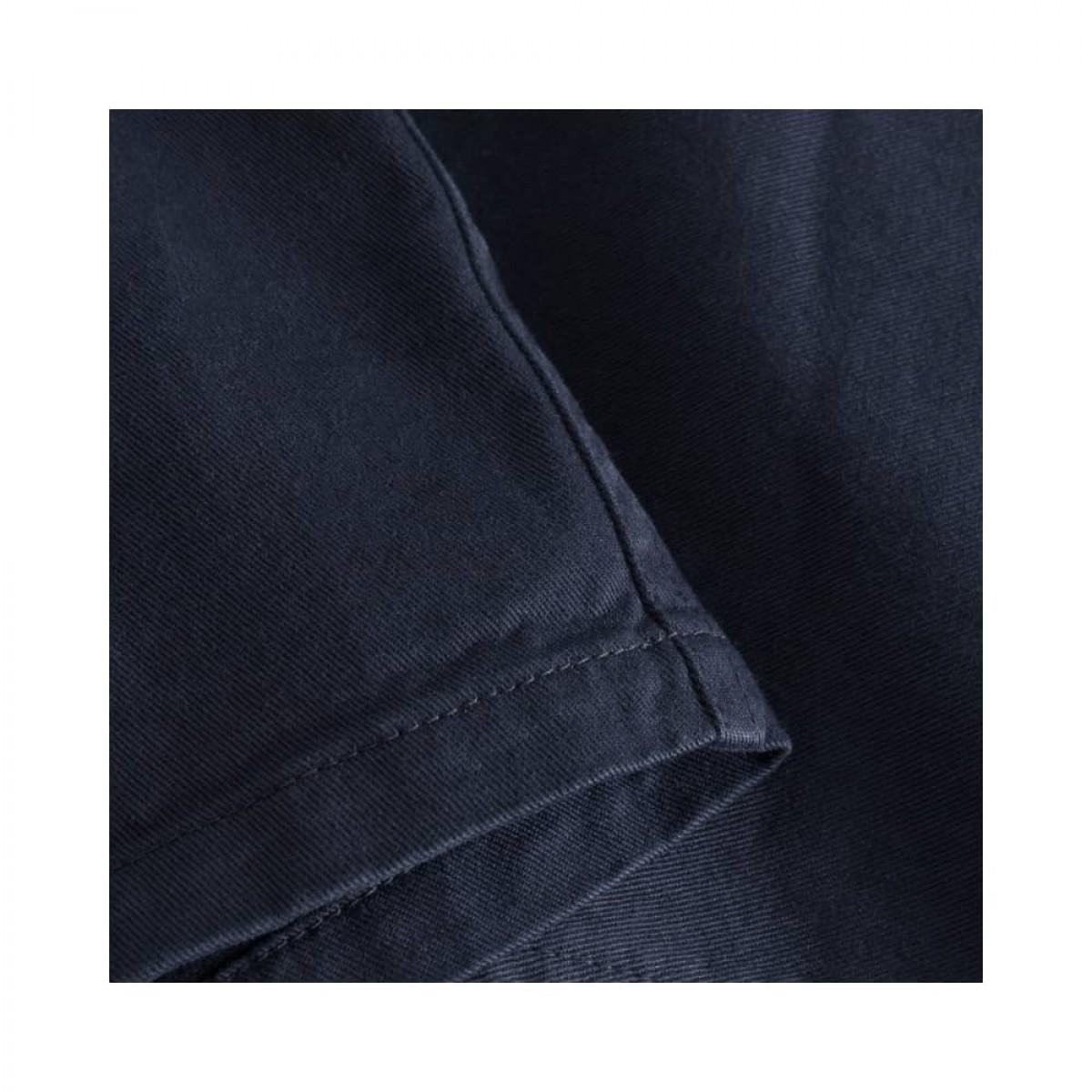 cady workwear jakke - navy - ærme det
