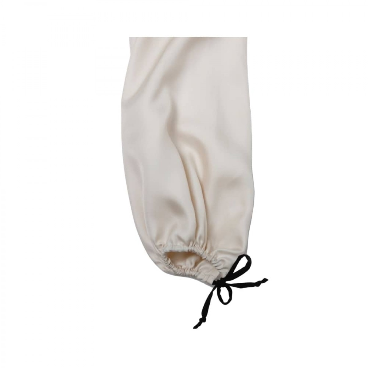 fifi bluse - beige - detalje