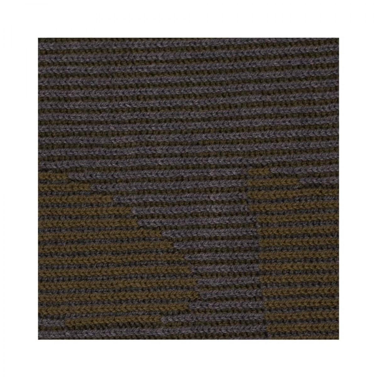 cap lines hue - olive - strikmønster