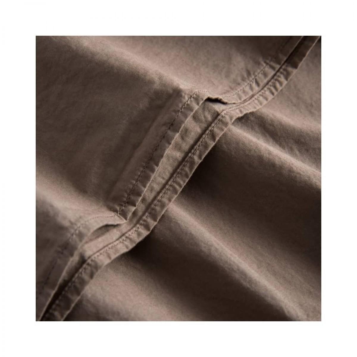 paprika nederdel - brown - afslutning