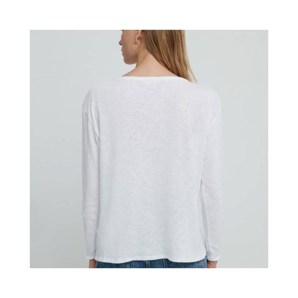 sonoma bluse - white - model ryggen