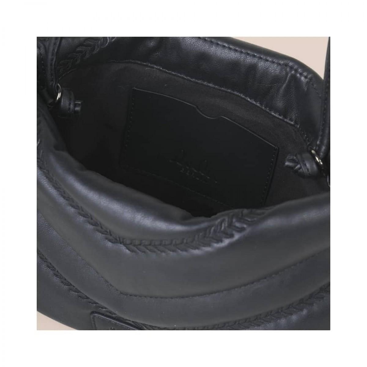 pouch nola - black - lomme