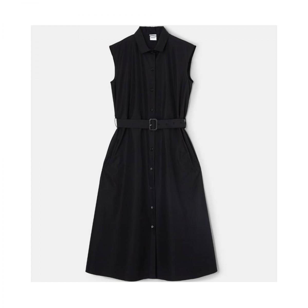 abito donna kjole - navy