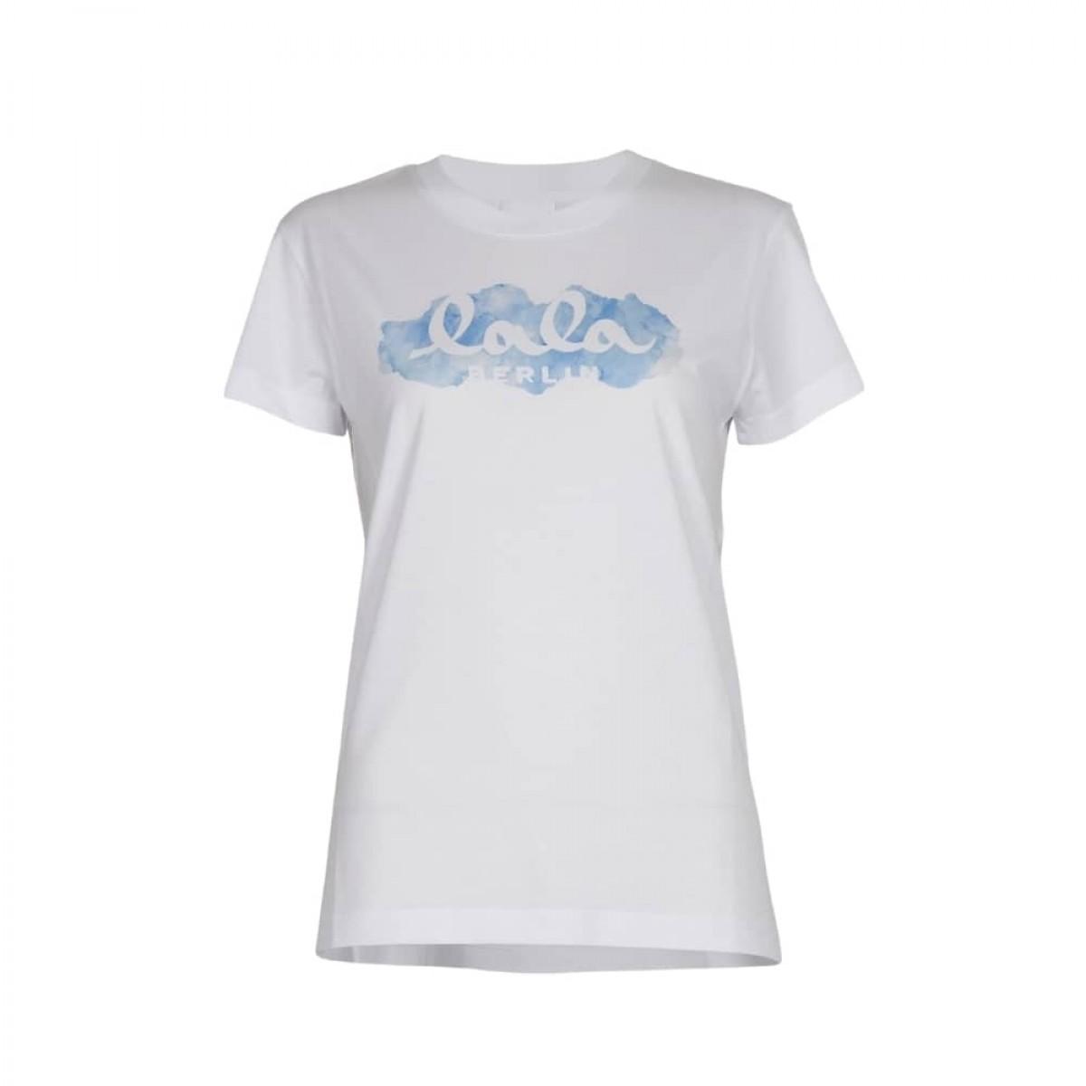 cara aquarelle blue t-shirt - front