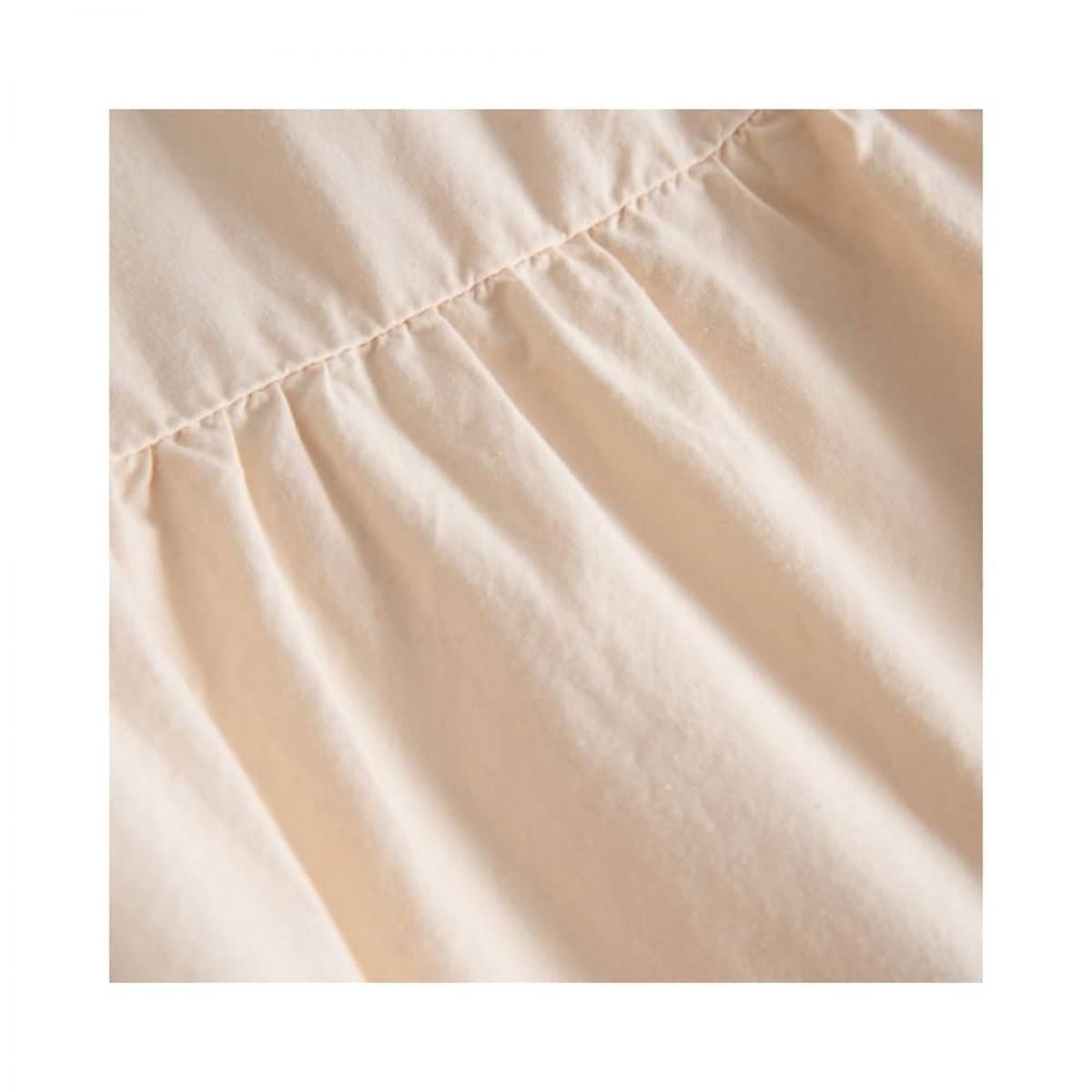 paprika nederdel - oat - skæring detalje