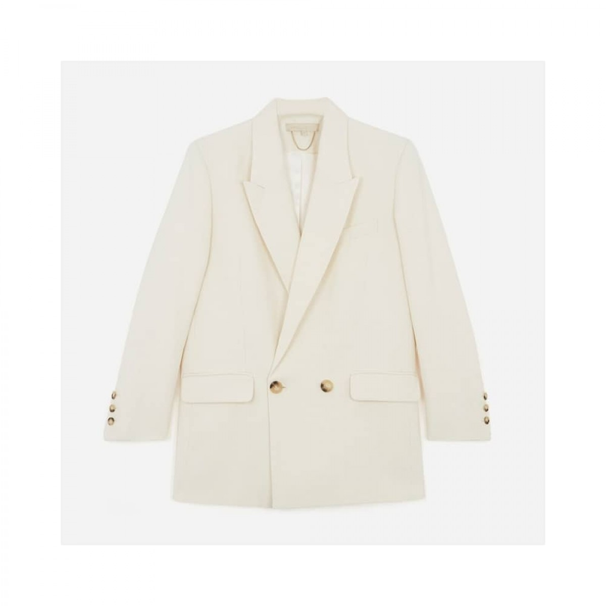 joe jacket - creme - front