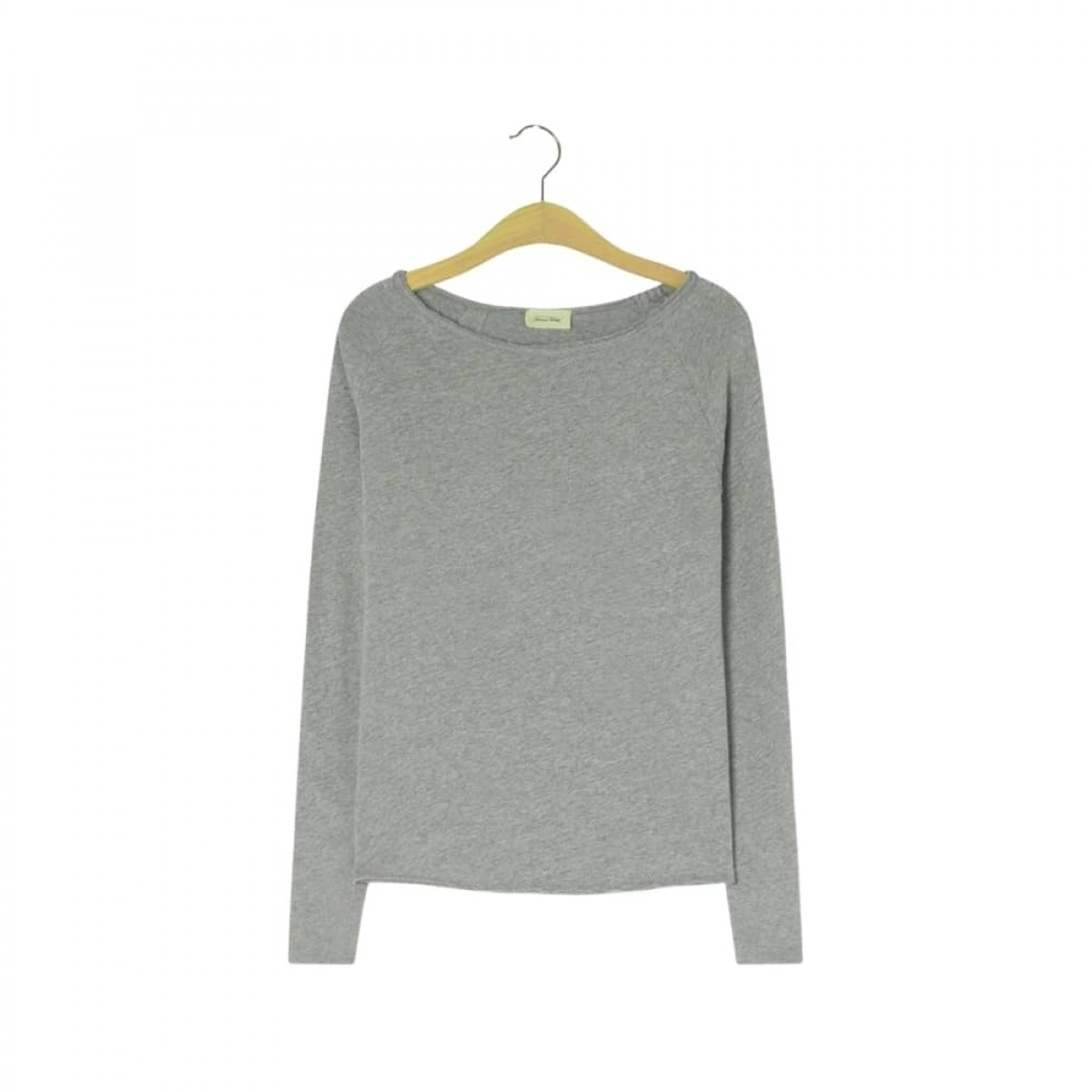 sonoma bluse - heather grey - front