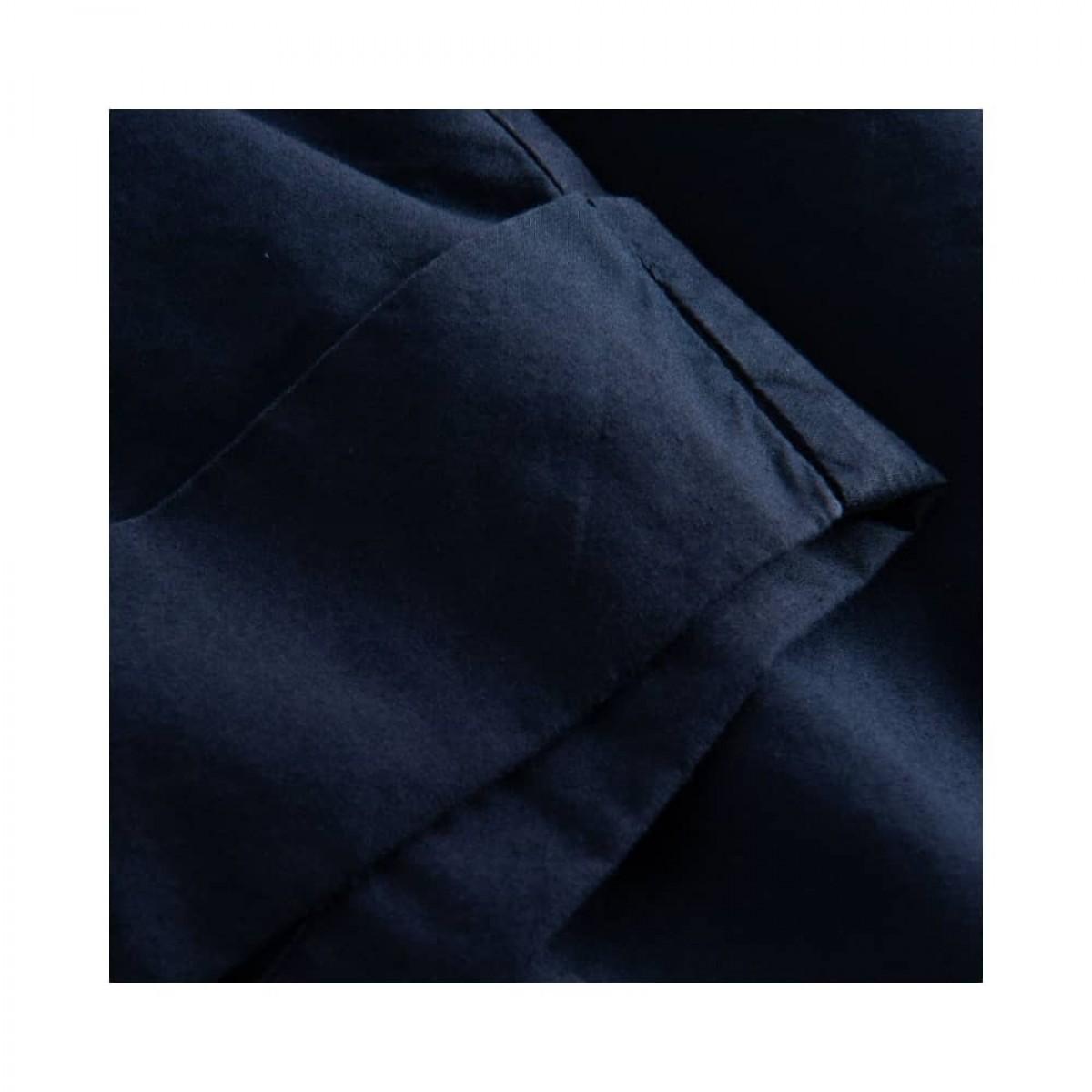 peony shorts - dark navy - opslag i ben