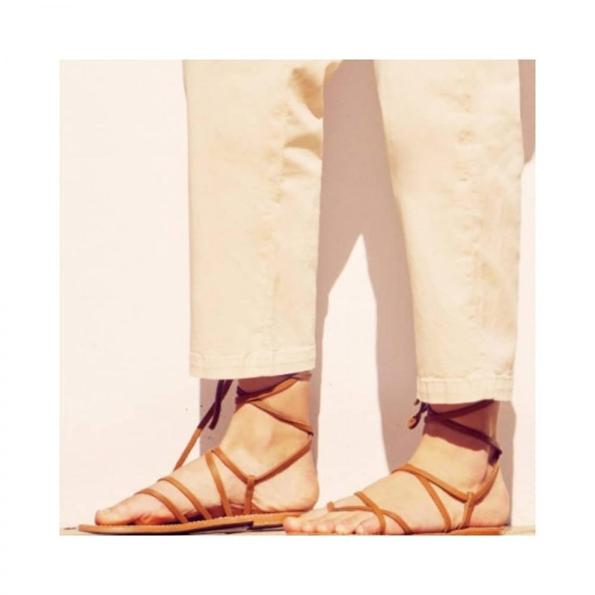 ambre chino bukser - light sand - fodvidde