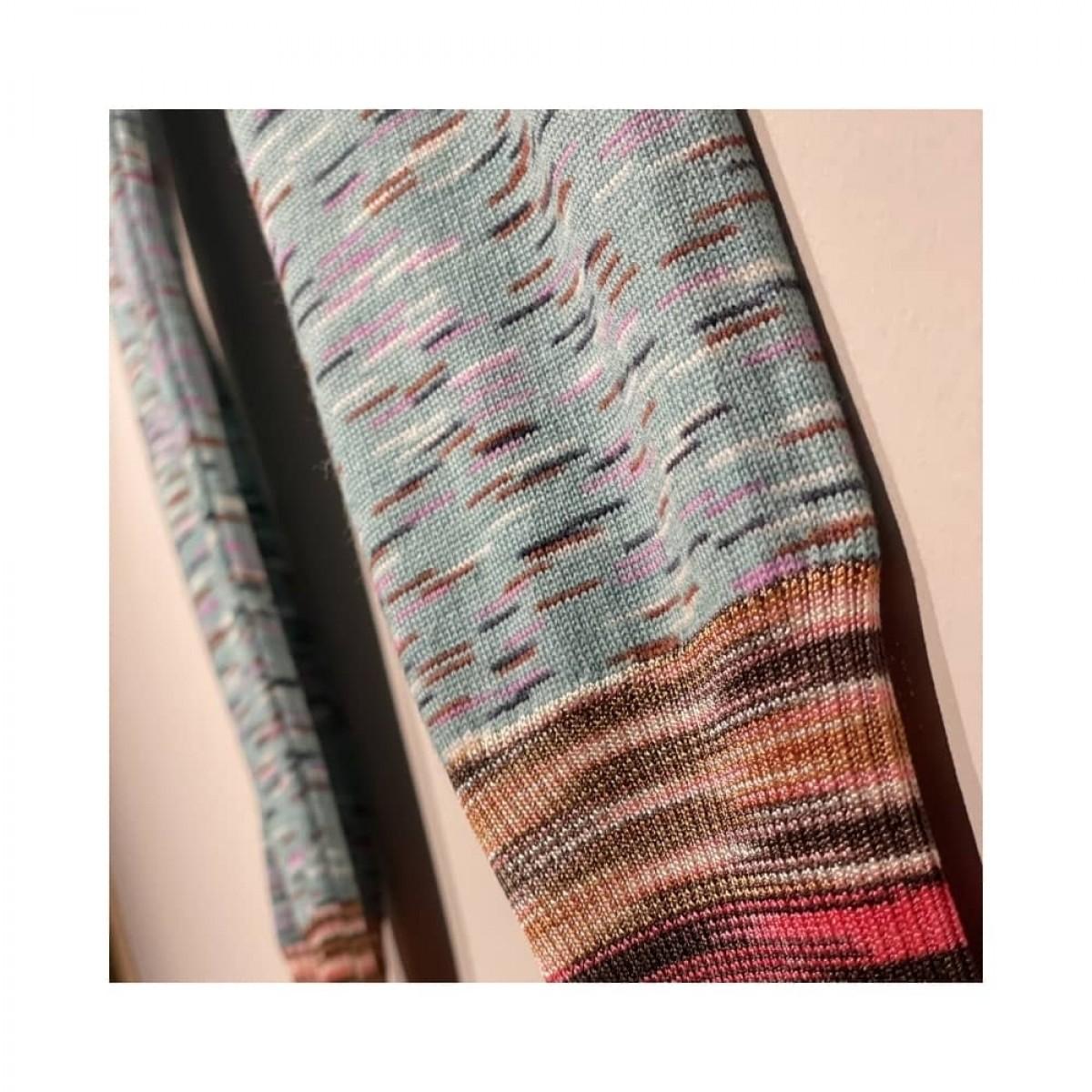 m missoni bukser - multicolor - detalje elastic