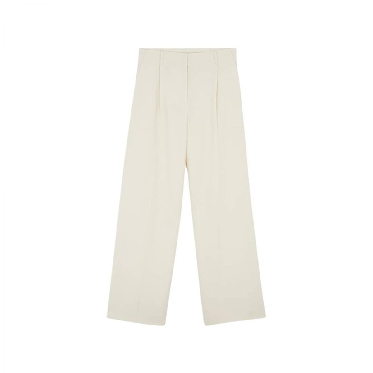 rodolf bukser - creme - front