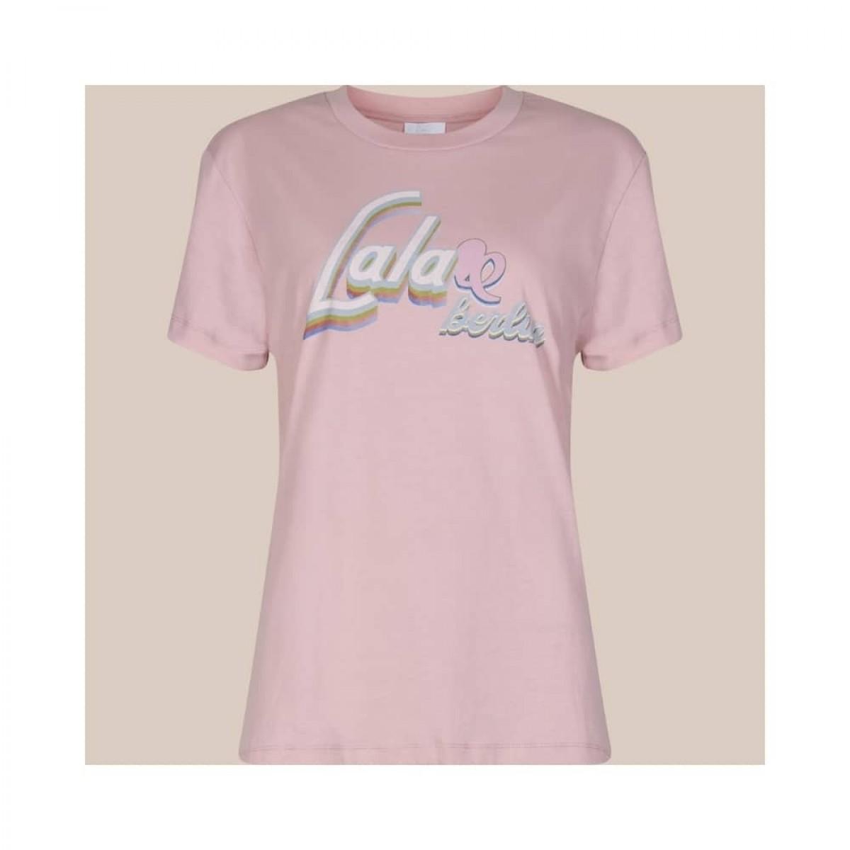 cara t-shirt - pink - front