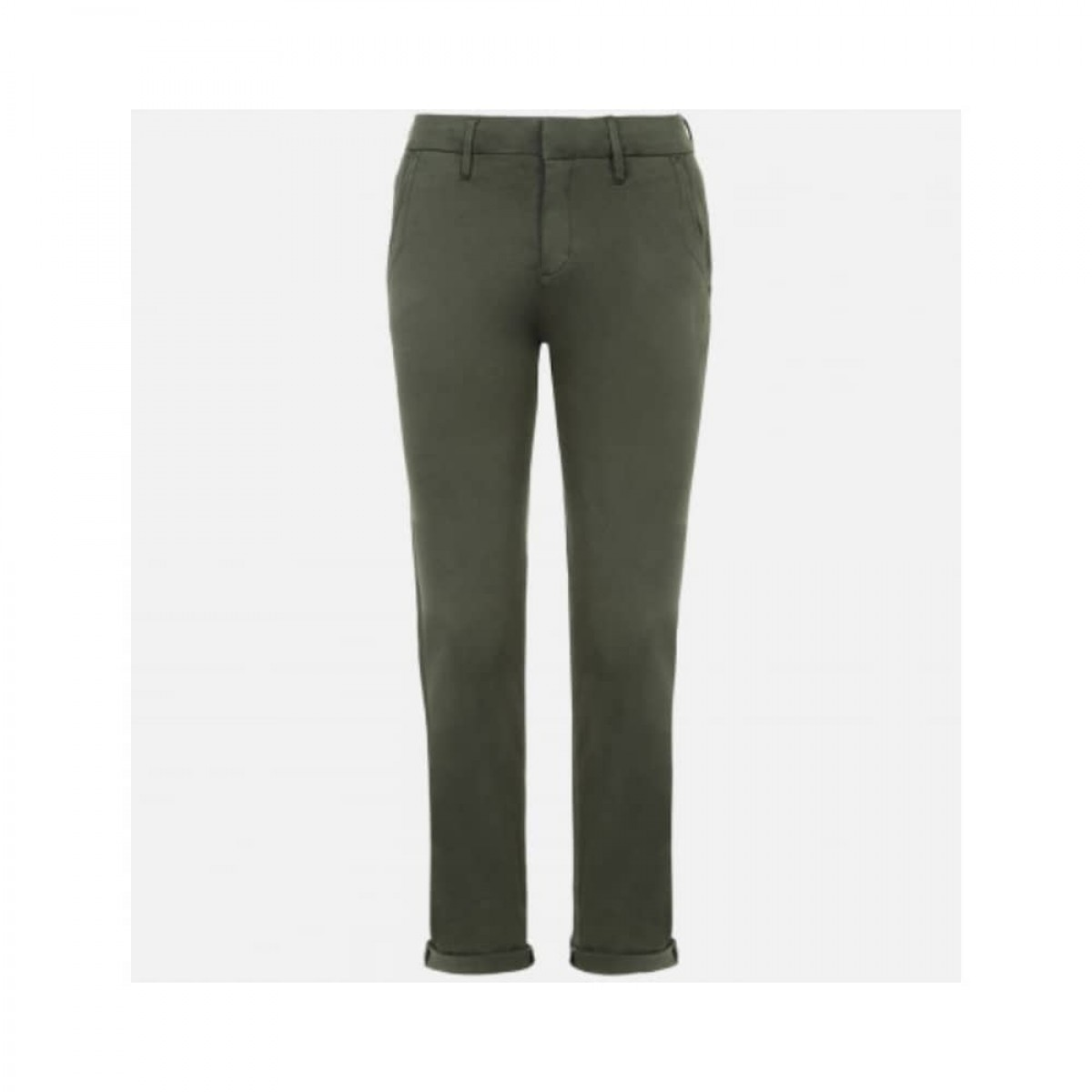 sandy 2 basic chino - army - front