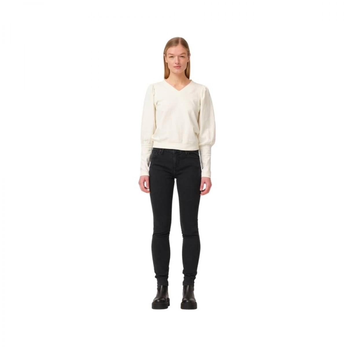 dylan slim jeans - black