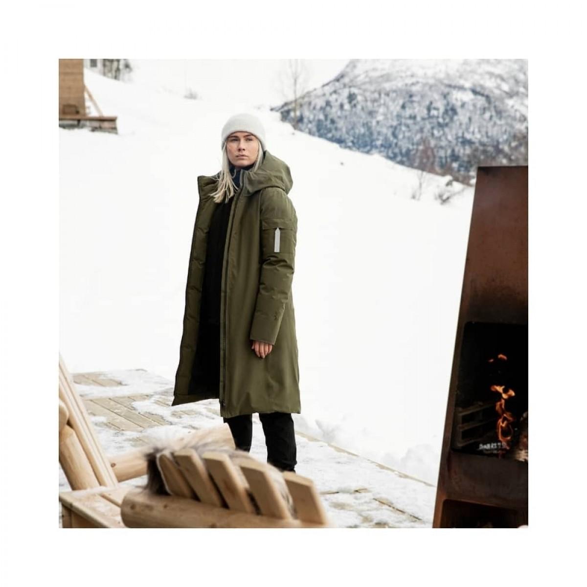 bjorli jacket - green