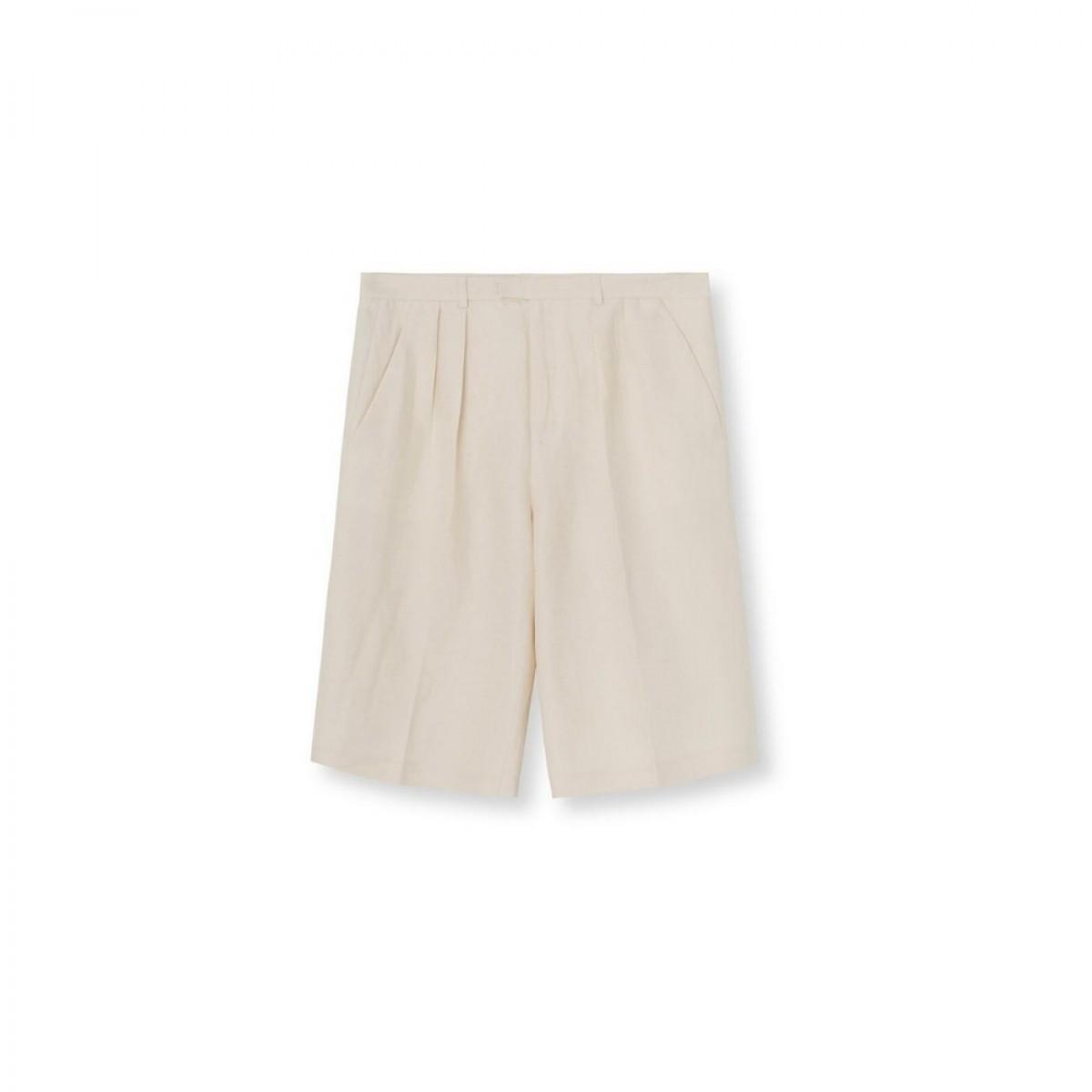 nicky shorts - ecru