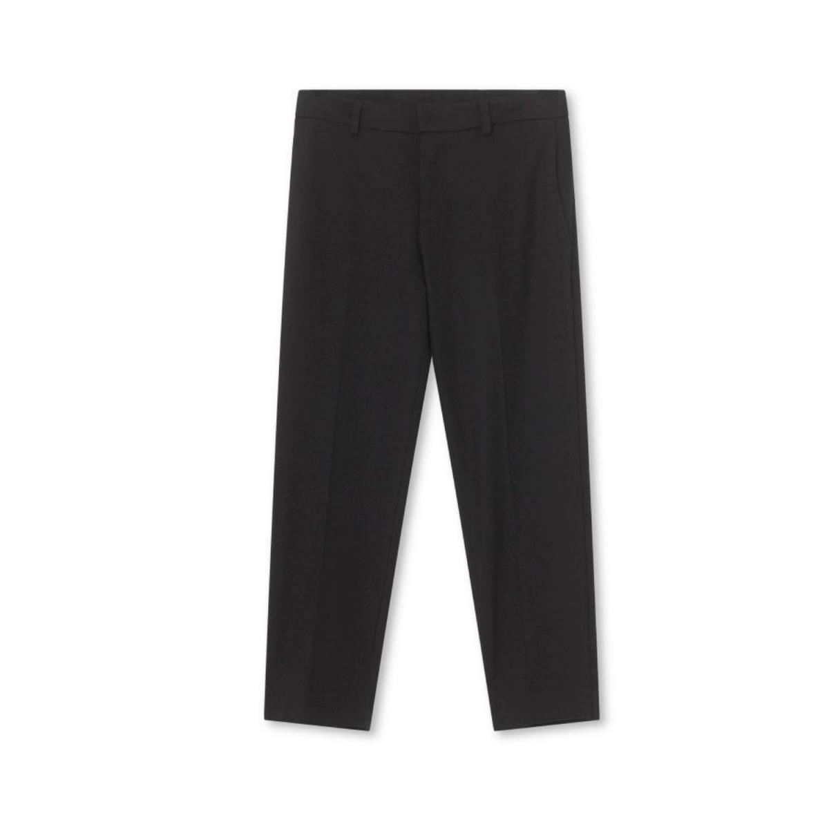 bella bukser - black