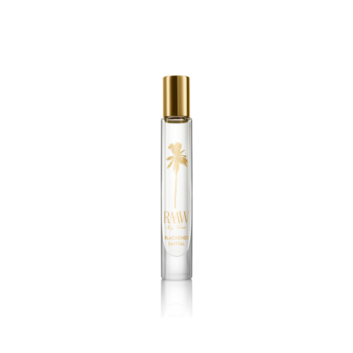 blackened santal perfume oil