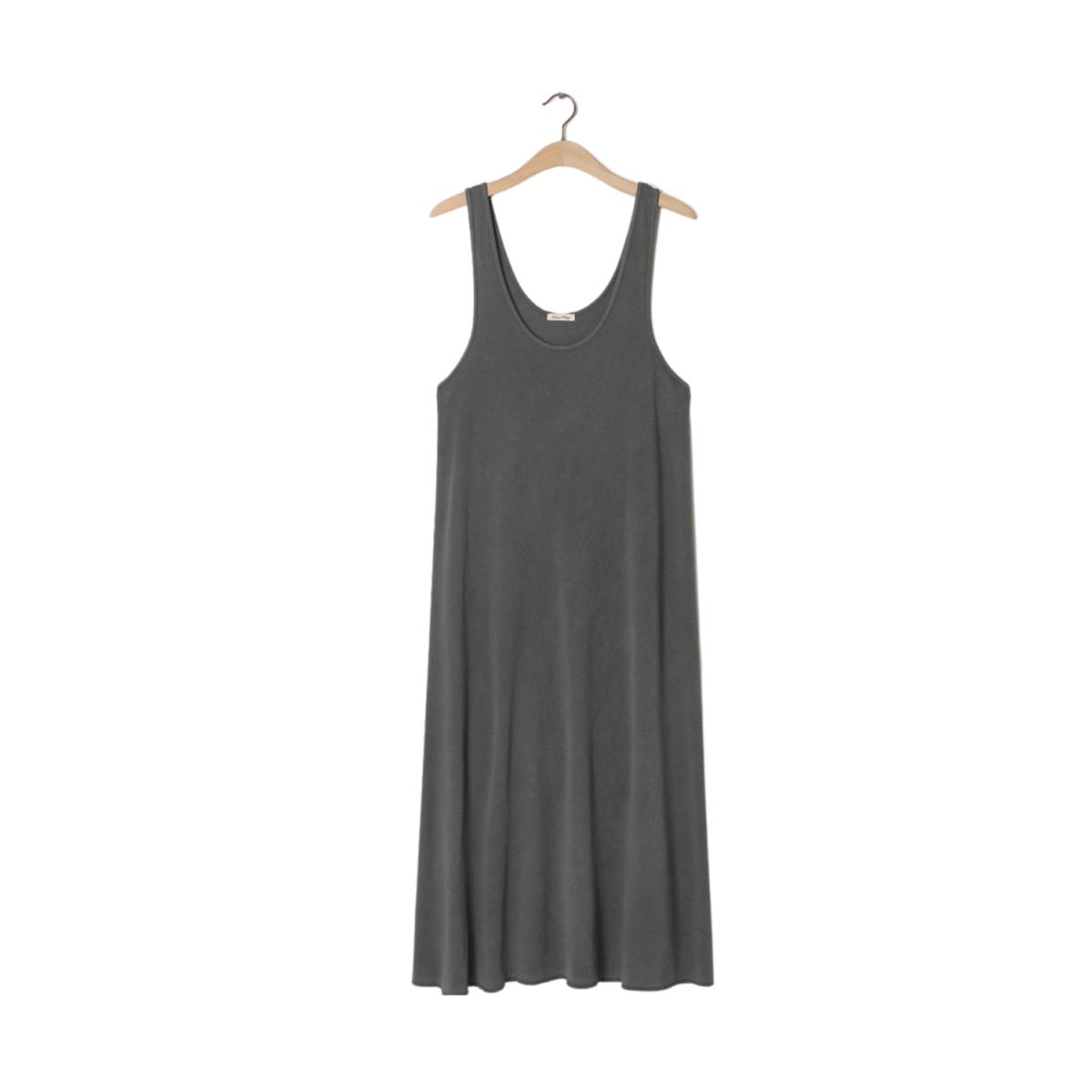 capiday strop kjole - metal