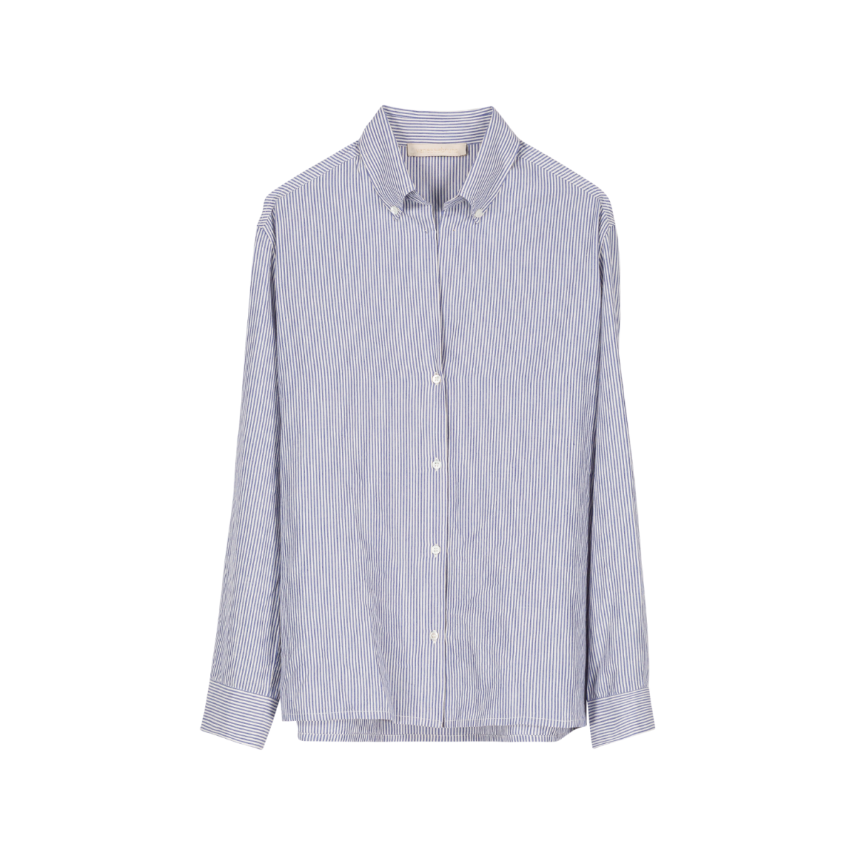 druyat skjorte - blance bleu