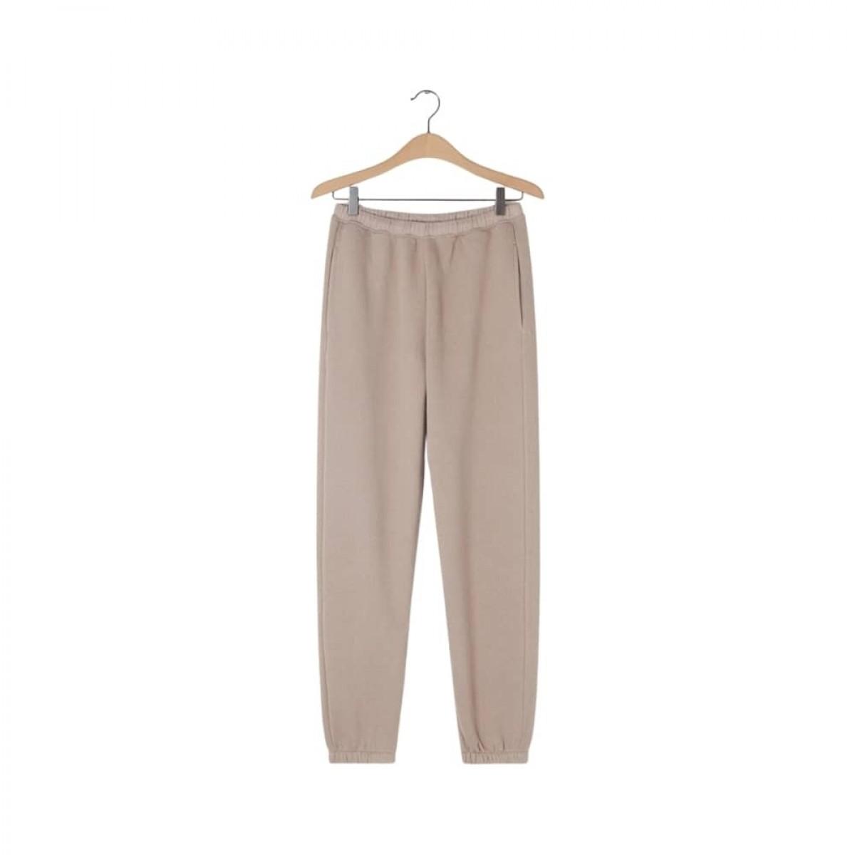ikatown sweat bukser - taupe