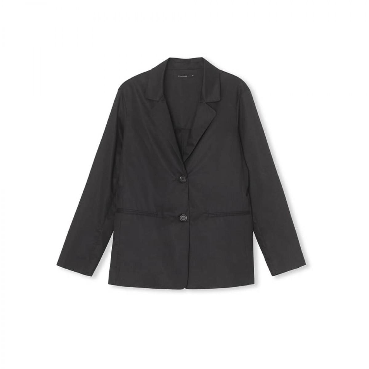 irina jacket - black
