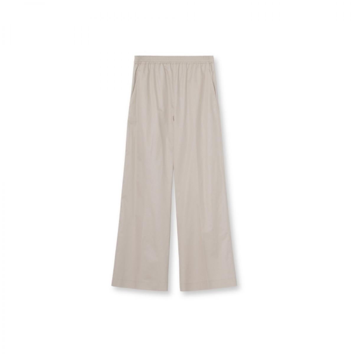 line bukser bomuld - beige
