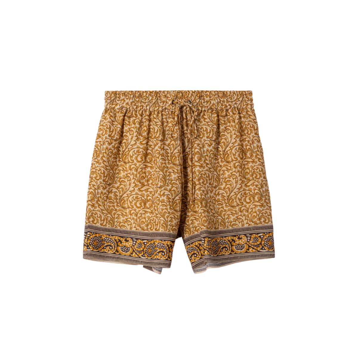 niko shorts - ocre