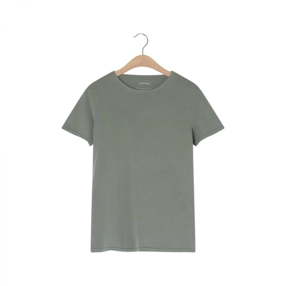 vegiflower t-shirt - olive
