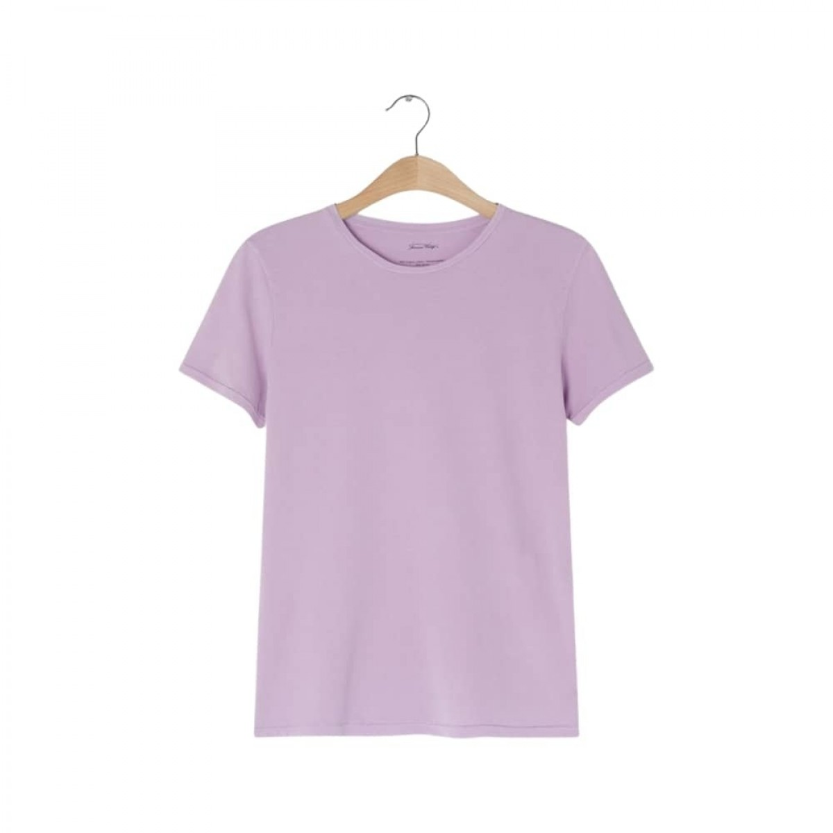 vegiflower t-shirt - soft violet