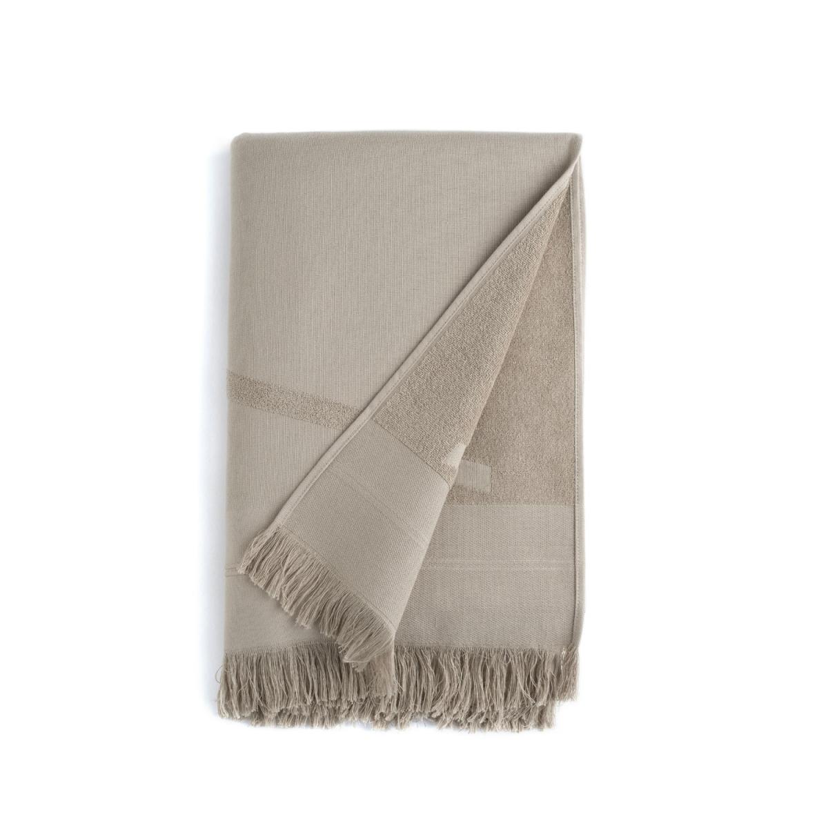 way cph strand håndklæde - grey