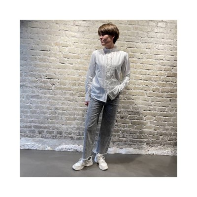 laliskasr jeans - grey