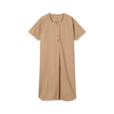 deluna kjole - light brown