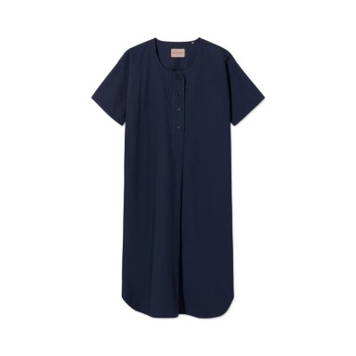 deluna kjole - dark navy