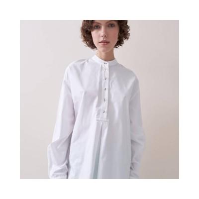 kiara skjorte - white