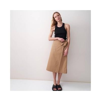 greta nederdel - khaki