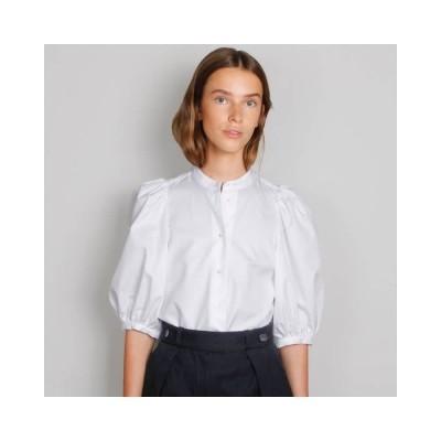 dalia skjorte - white
